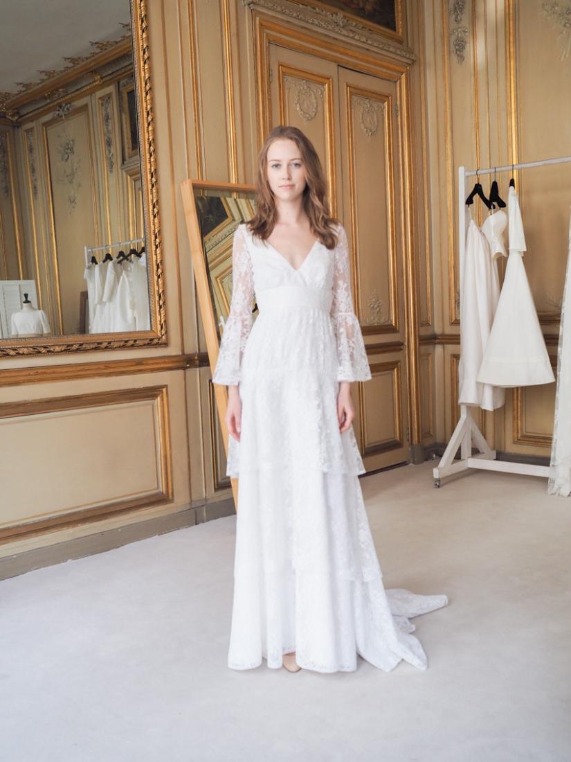 Robe de mariee Delphine Manivet Aimé collection 2016 l La Fiancee du Panda blog mariage-4240518