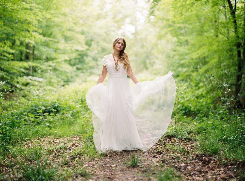 Stephanie Wolff Paris robe de mariee collection 2016