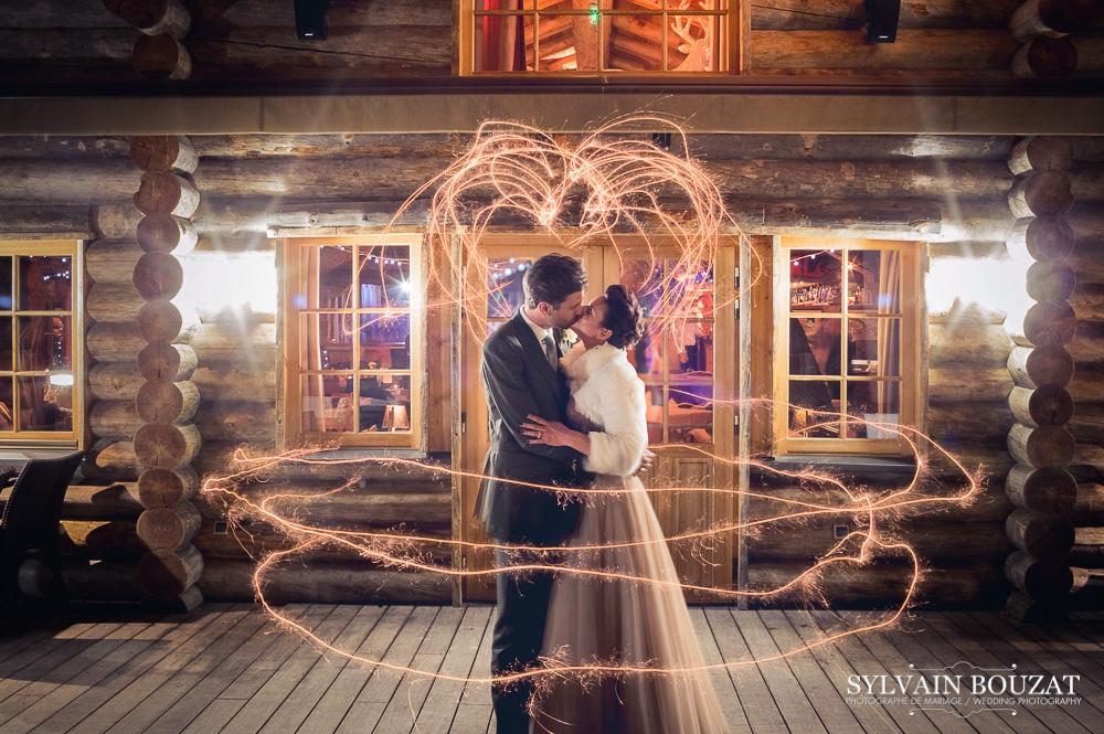 Mariage a Chamonix montagne hiver l Photographe Sylvain Bouzat l La Fiancee du Panda blog mariage--59