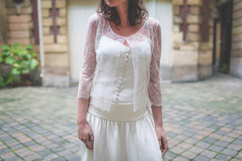 Mathilde Marie robe de mariee dos nu dentelle collection 2016 l La Fiancee du Panda blog mariage--3