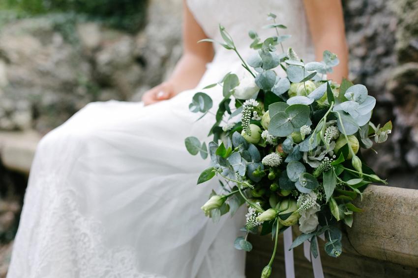 Fleurs English Garden Accessoire headband mariee l La Fiancee du Panda blog mariage