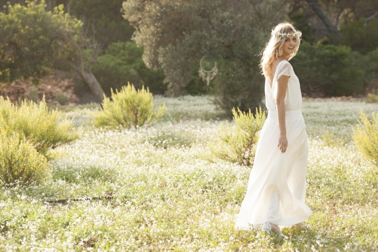 Robe de mariee La Redoute pas chere collection mariage Mademoiselle R l La Fiancee du Panda blog mariage