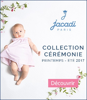 Jacadi collection ceremonie 2017