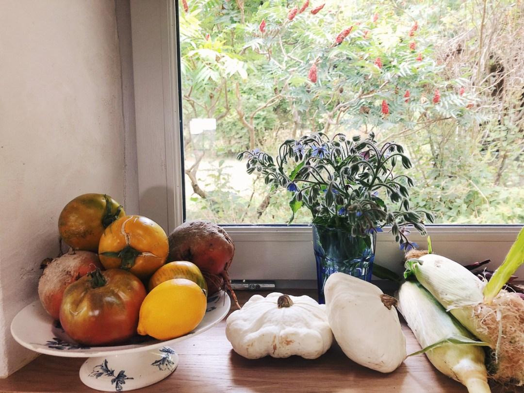 Renovation maison de campagne dans le Perche - cuisine style anglais l La Fiancee du Panda blog deco et mariage--3