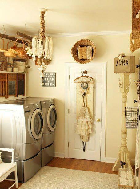 Piccoli consigli per organizzare la vostra lavanderia  La