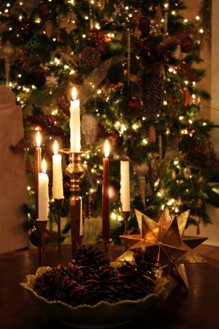 Decorazioni natalizie per la casa  La Figurina