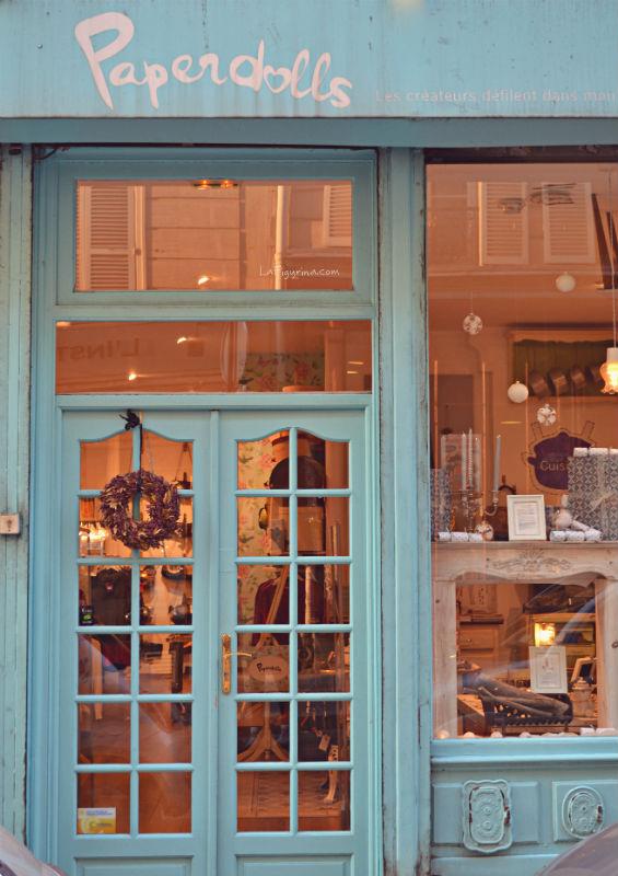 Parigi e i negozi da non perdere  La Figurina