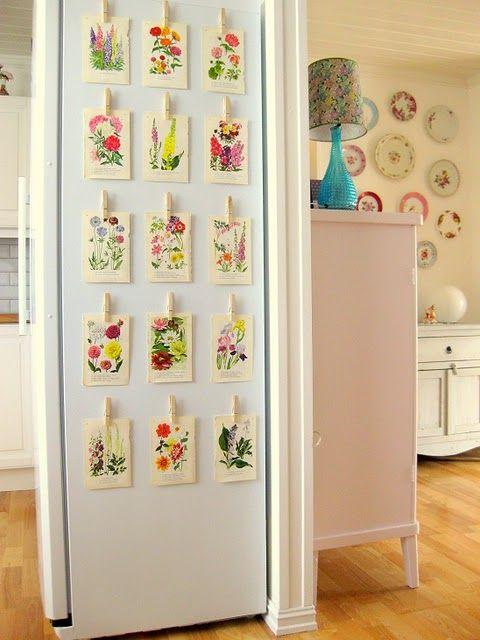 Ispirazioni di primavera decorazioni fai da te per la casa