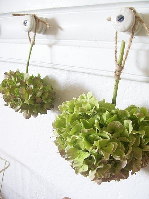Tante idee originali per decorare casa con i fiori  La Figurina