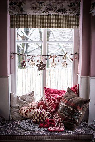 Decorazioni natalizie per finestre tante idee creative e