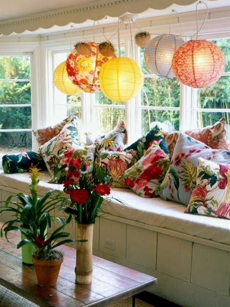 Come arredare casa in stile tropicale  La Figurina