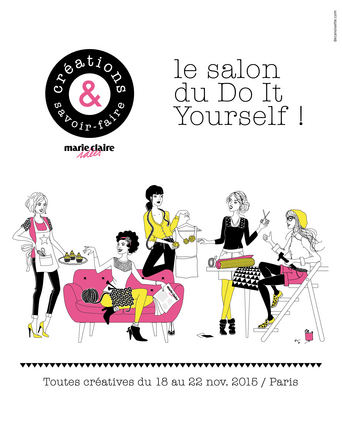 Salon du DIY 2015