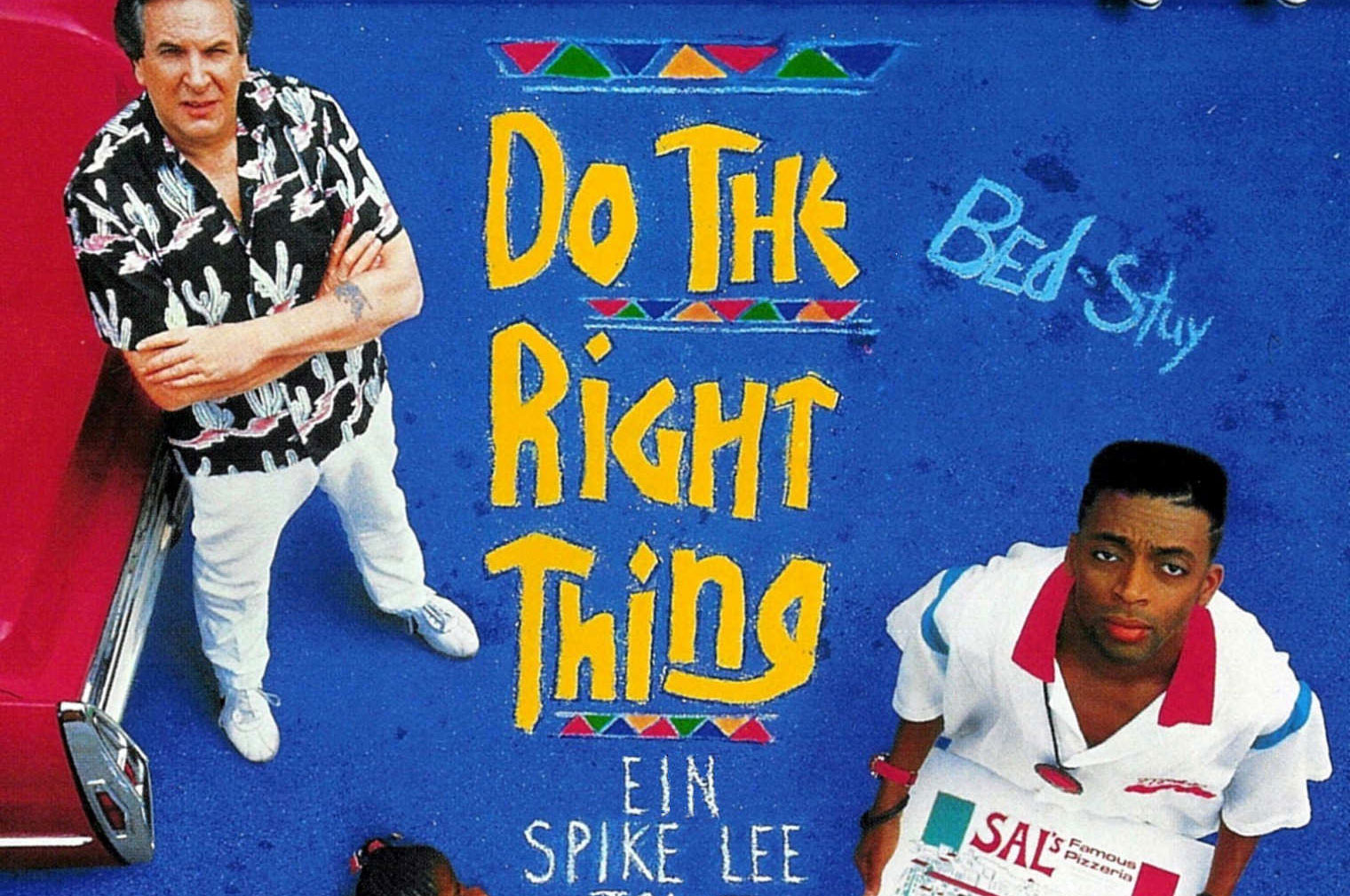 You Re Invited Screening Of Do The Right Thing