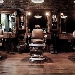 Old School Barber Chair Sofa Sleeper Twin Screening Of Barbershop The Los Angeles Film