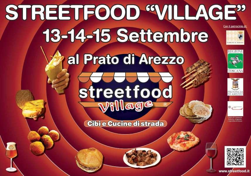 Arezzo IV Street food  eccolatoscana