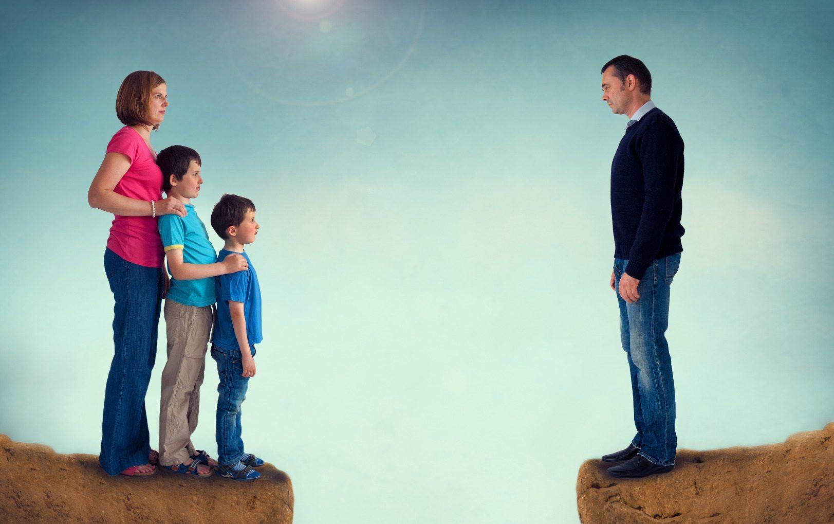 Un padre, Azzurra e la scuola