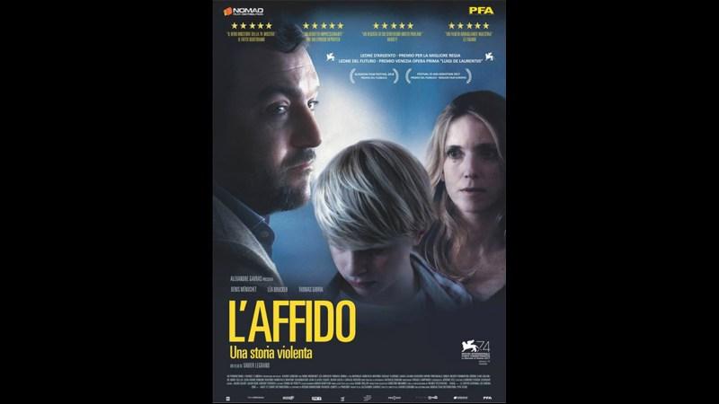 Film su un padre violento. Premiato al Festival di Venezia.