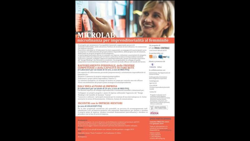 Udine: incentivi all'imprenditoria SOLO femminile.
