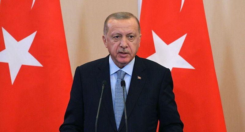 Recep Tayyp Erdogan Turchia