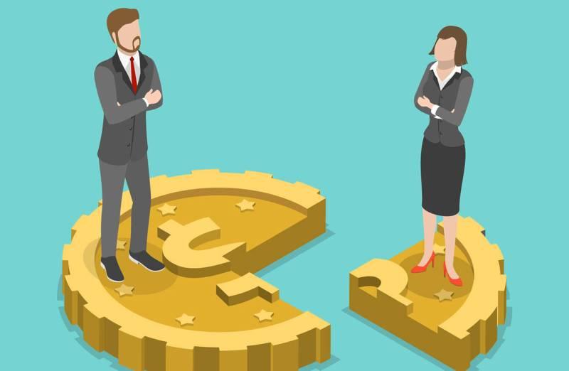 divario salariale di genere