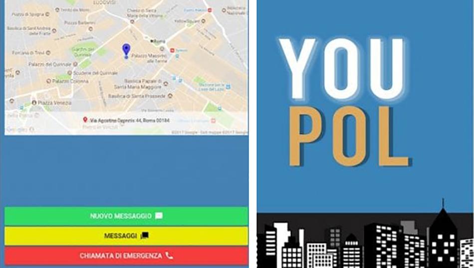"""Dati della App """"YouPol"""": la Polizia risponde picche."""