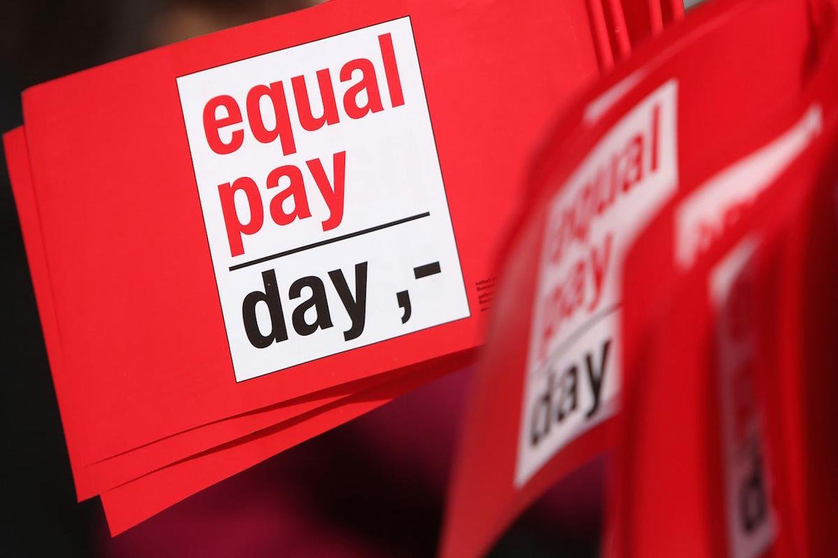PD: un testo unico di legge per tagliare gli stipendi agli uomini
