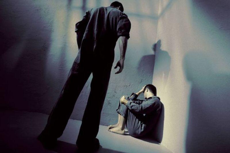 stupro maschile