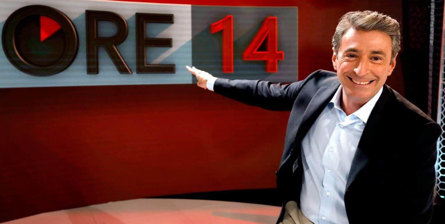 """""""Ore 14"""" su RAI 2: va in scena il circo della bugia (in preparazione del 25/11)"""
