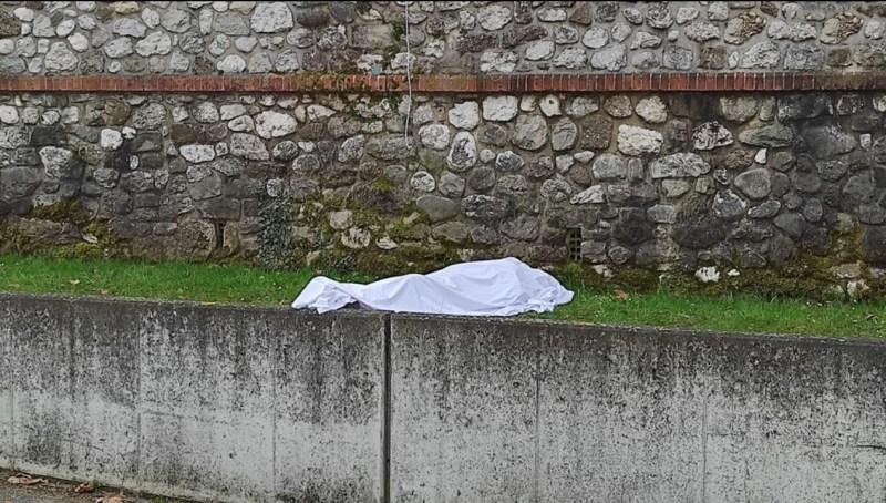 Roberto Pauluzzi cadavere