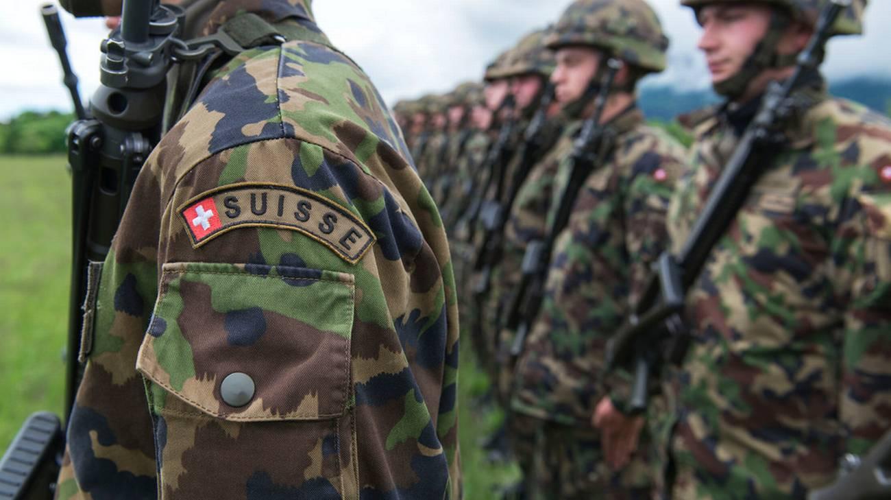 In Svizzera solo gli uomini pagano per non fare il soldato