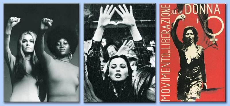 movimento di liberazione delle donne