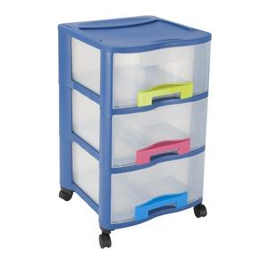 armoire tiroir plastique bright