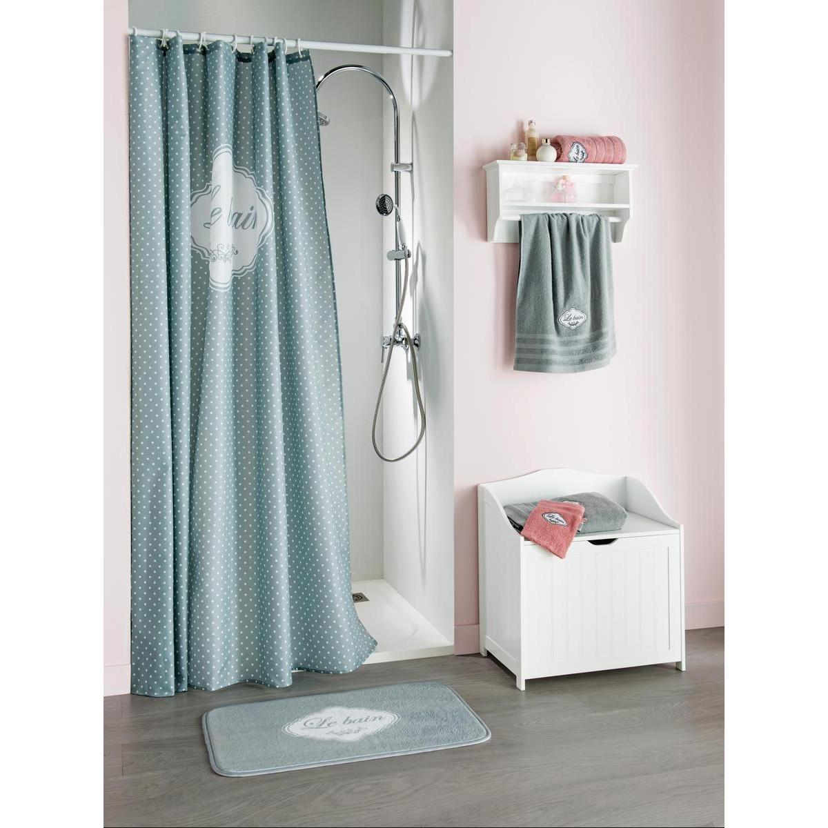 rideau de douche le bain accessoires