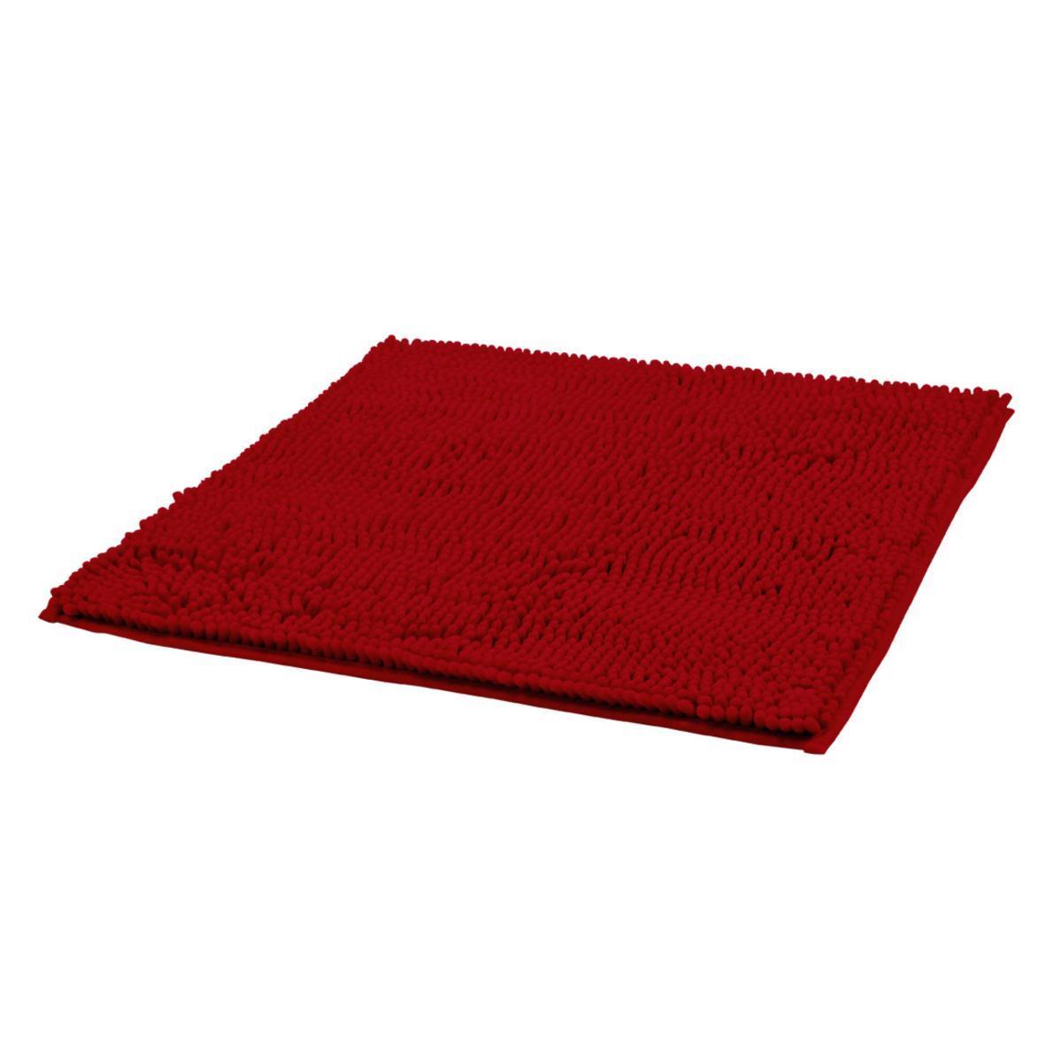 tapis de bain chenille 50 x 50 cm