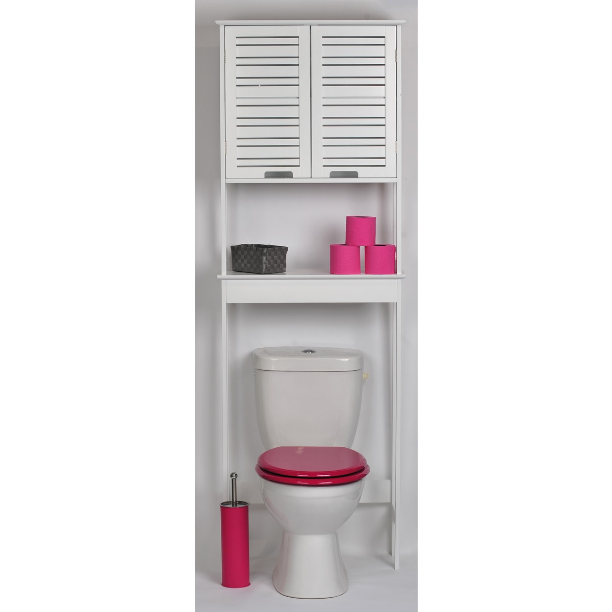 meuble dessus de wc collection miami