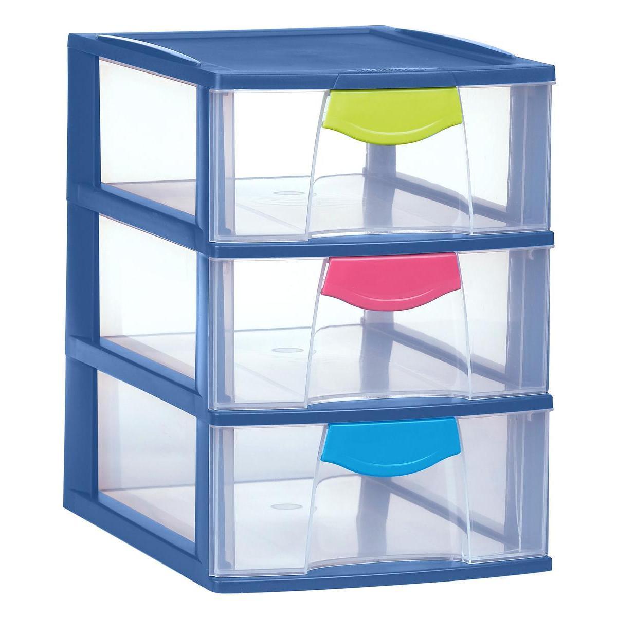 mini tour 3 tiroirs magic case trendy
