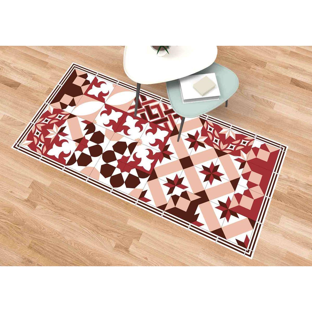 tapis vinyle clain 145 x 65 cm