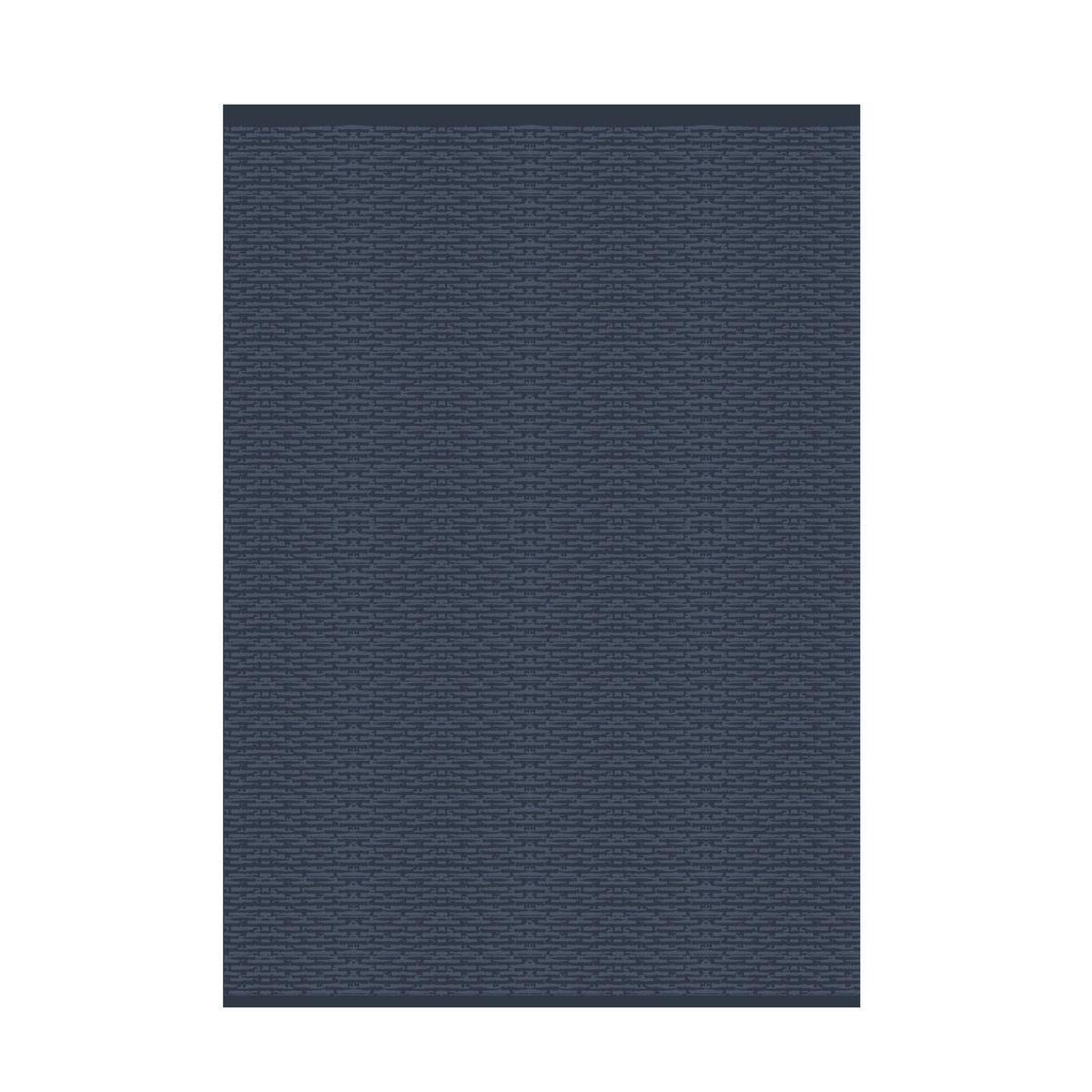 bleu tapis deco la foir fouille