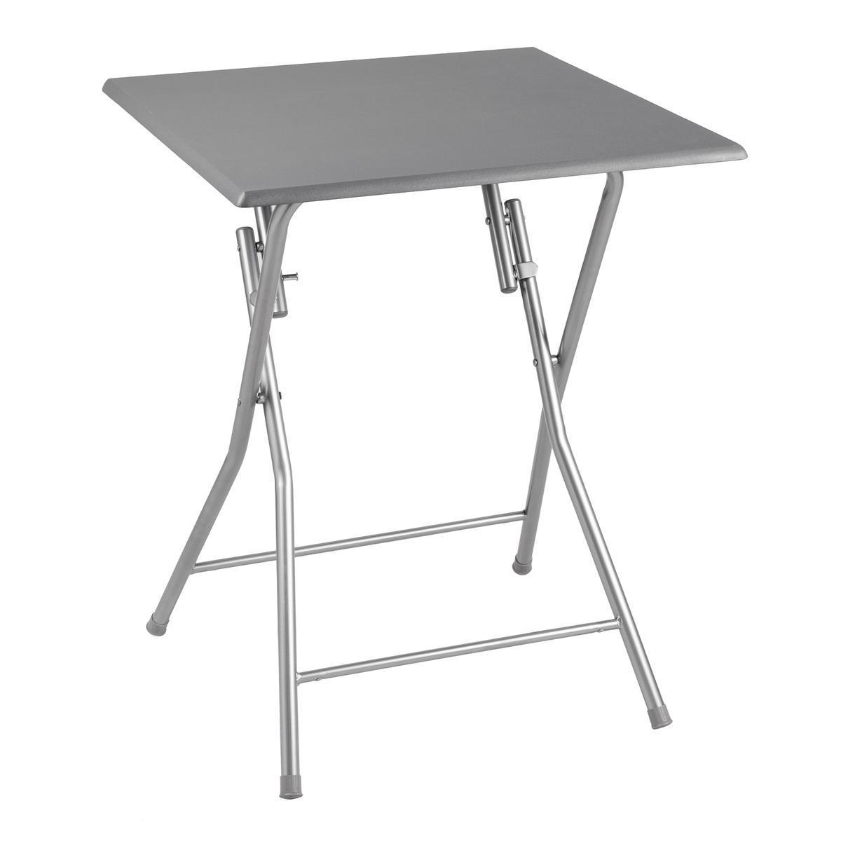 table pliable gris meubles de salon