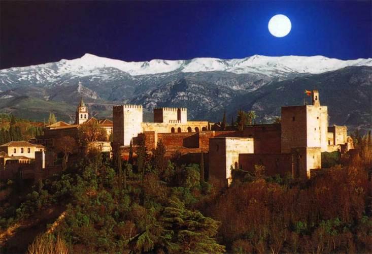 Alhambra de Granada - que visitar
