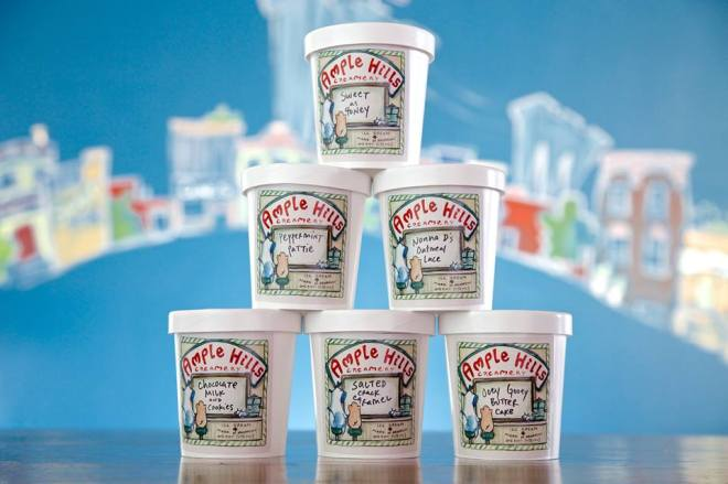 ample hills ice-cream-pints