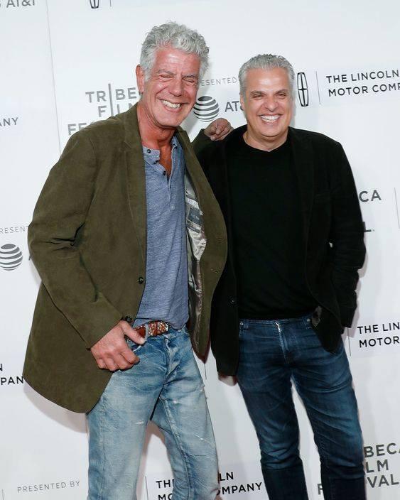 Bourdain & Eric