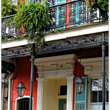 New Orleans colors