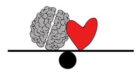 coeur cerveau équilibre besoin humain