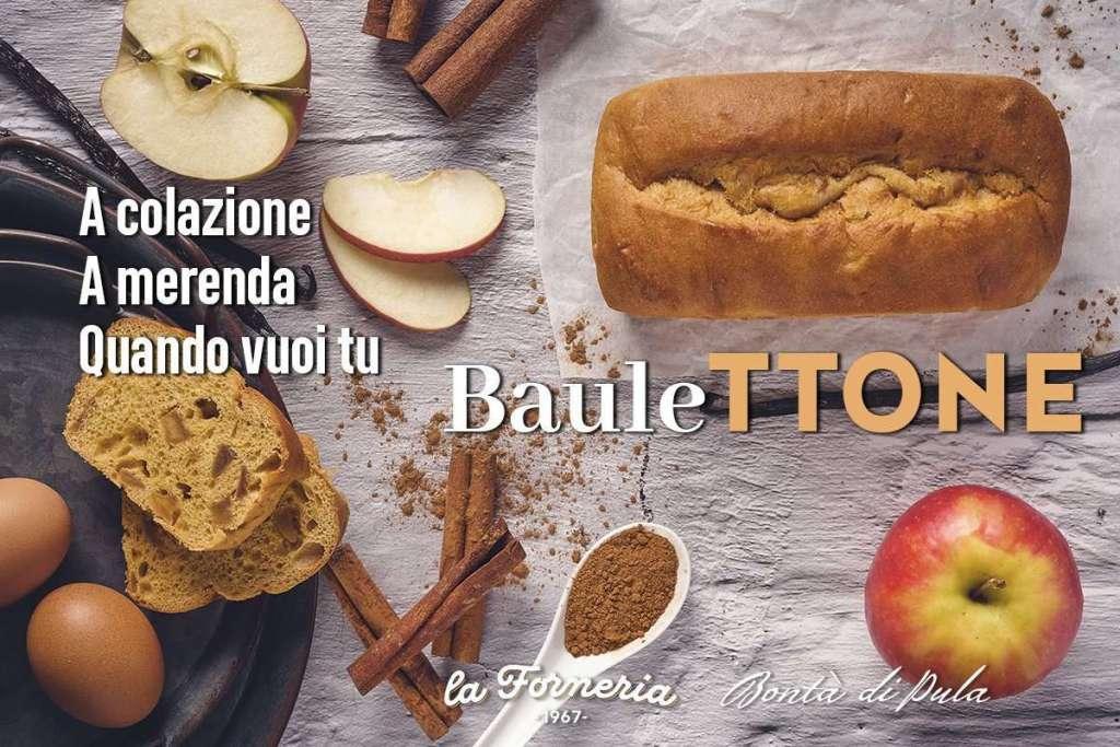 Baulettone-Mela