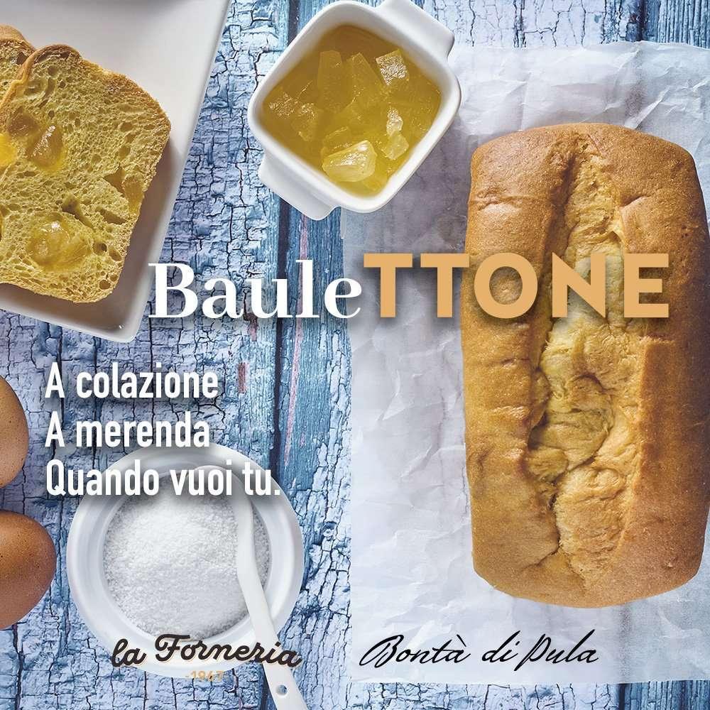 bauleTTONE all'Ananas