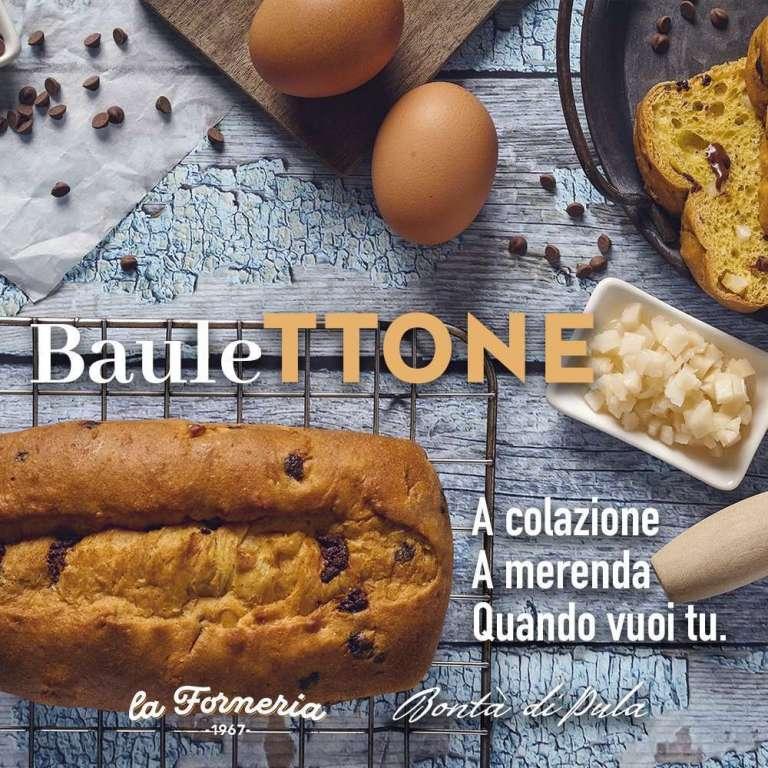bauleTTONE Cocco e Cioccolato