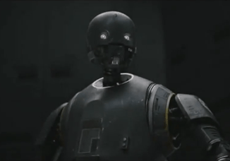Alan Tudyk K-2SO