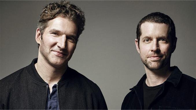 David Benioff y D.B. Weiss se encargarán de la próxima película de Star Wars y tercera serie de acción real en desarrollo