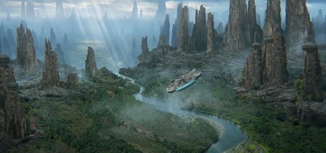 Novedades y rumores sobre Star Wars Galaxy´s Edge